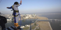 Macau Bungy jump   Worlds Tallest Bungy Jump 30 Cool Things For Successful Entrepreneurs To Do