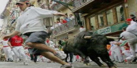 Running with the Bulls in Pampalona Spain 30 Cool Things For Successful Entrepreneurs To Do