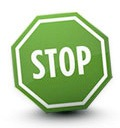 green stop sign Top Earning Blogs   Make Money Online Blogging