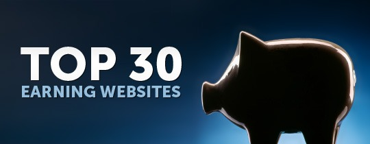 top-30-earning-sites