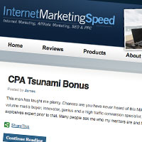 internetmarketingspeed 20 Websites That Will Make You A Better  Blogger