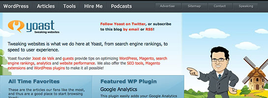 yoast 20 Websites That Will Make You A Better Blogger