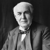 Thomas Edison1 30 Most Influential Entrepreneurs Of All Time