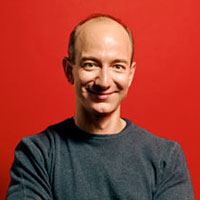 bezos1 30 Most Influential Entrepreneurs Of All Time