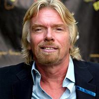 richard branson1 30 Most Influential Entrepreneurs Of All Time