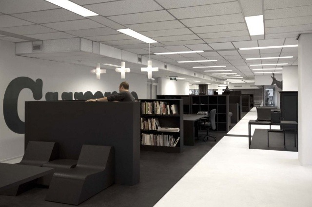 Top 20 most awesome company offices how to make money online for Office design meaning