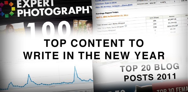 TOP CONTENT NEW YEAR