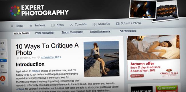 Sites Where You Can Sell Your Photos - Lifehack