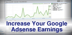 Increase Your Google AdSense Earnings