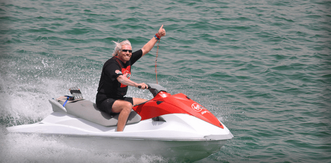 your age doesnt matter 15 Lessons from Richard Branson