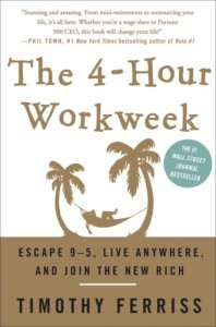 4 hour work week 198x300 The Top 30 Reasons to Be an Online Entrepreneur