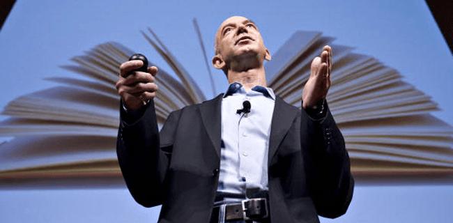 bezos 1 15 Business Lessons from Amazon's Jeff Bezos