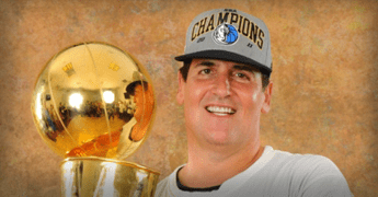 Mark Cuban Winning Lessons