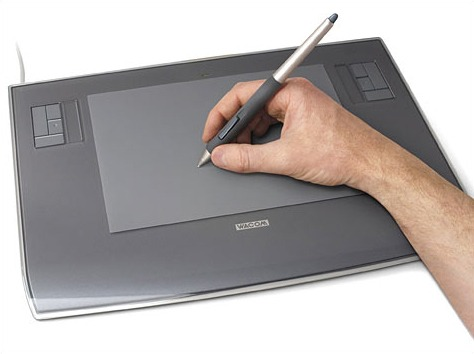 drawing tablet