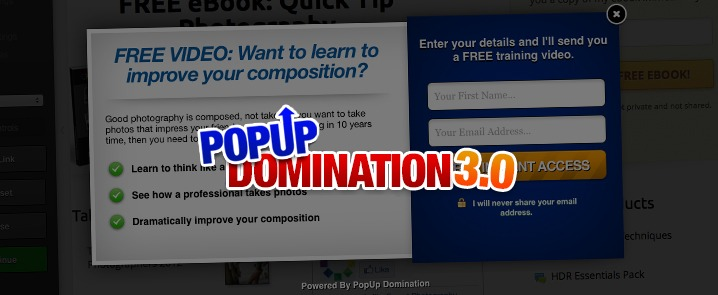 10 Different Ways I Use PopUp Domination