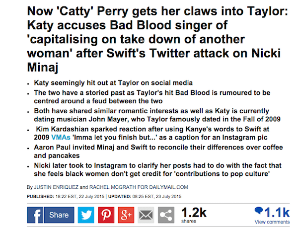 Catty Perry