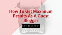 guest blogger for blogging success
