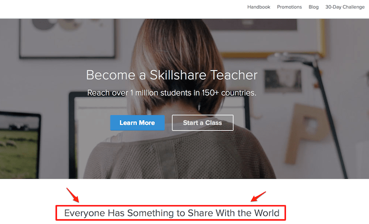 skillshare online video training producing passive income