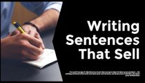 Writing Sentences That Sell