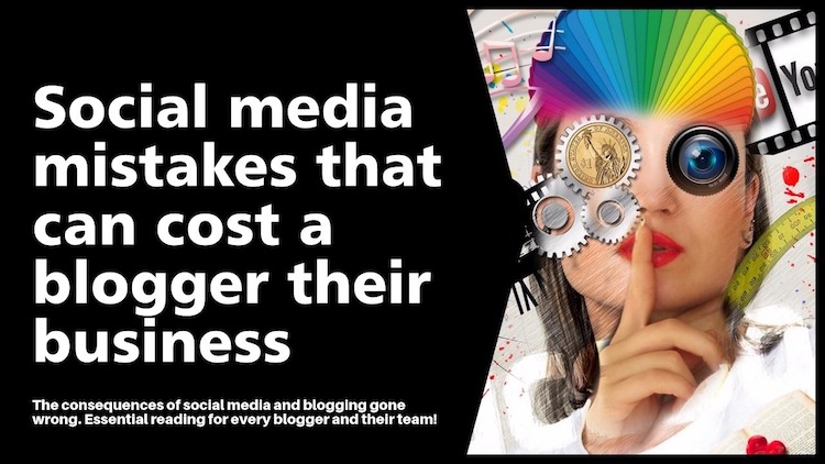 3 Social Media Mistakes That Could Get You Sued! - Earn Money Online