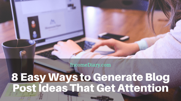 Blog Post Ideas That Get Attention