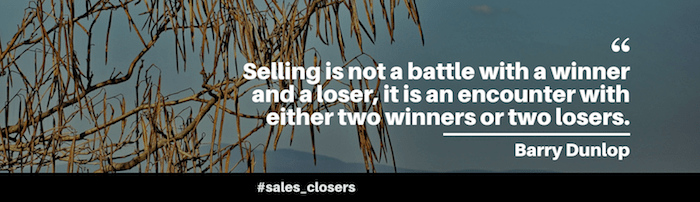 sales closers barry dunlop