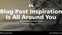 Blog Post Inspiration