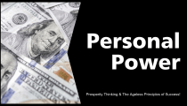 Prosperity Thinking, Personal Power