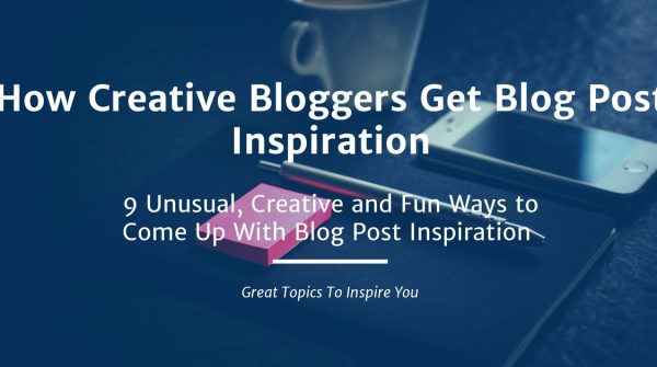 Get Blog Post Inspiration