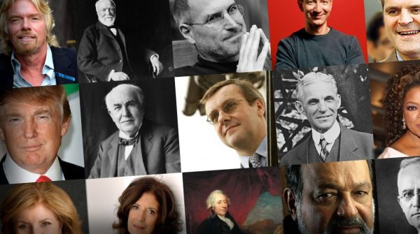 Top 30 Influential Entrepreneurs Of All Time | Successful