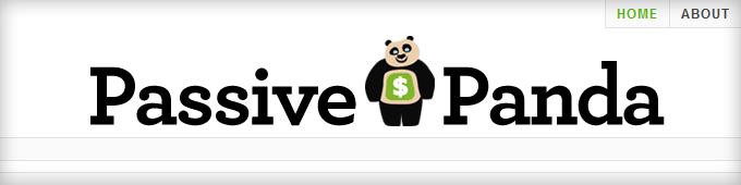 Passive Panda Blog
