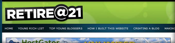 Retire at 21 Blog