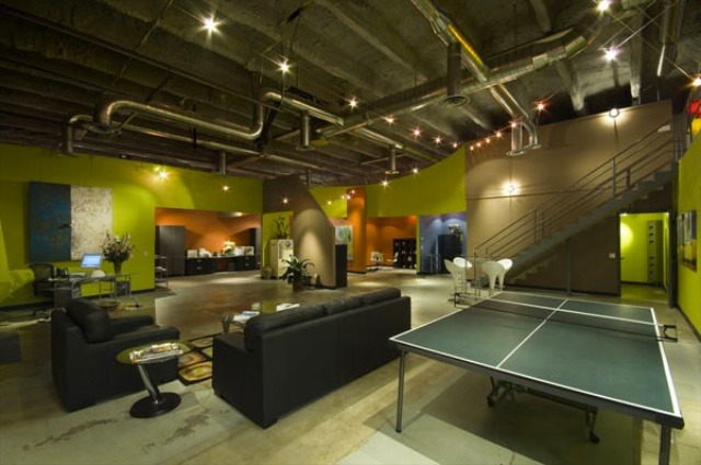 cool office layouts. livingsocial cool office layouts