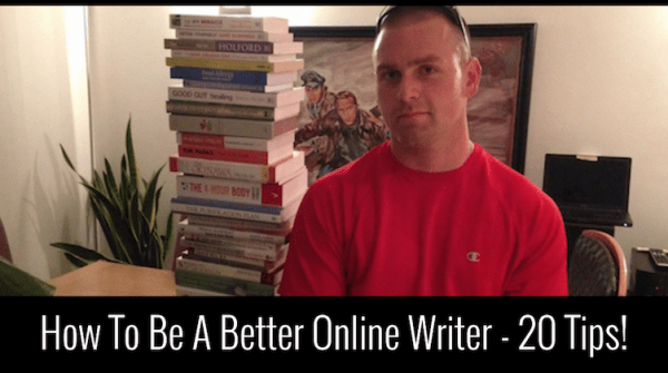 tips to become a better online writer how to make money online online writer