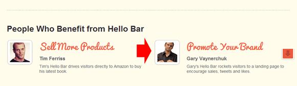 Design with CSS - Hello Bar