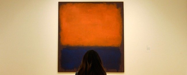 simple is beautiful rothko
