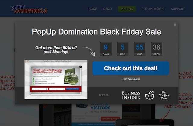 Free domination websites