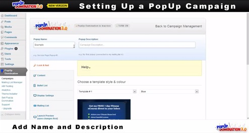 text example video tutorial