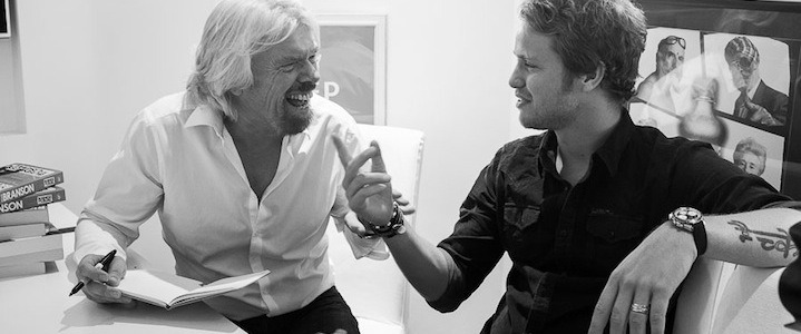 Meet Richard Branson