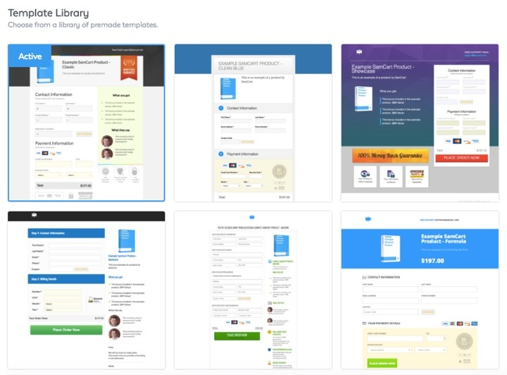 Landing Page Software  Offers  2020