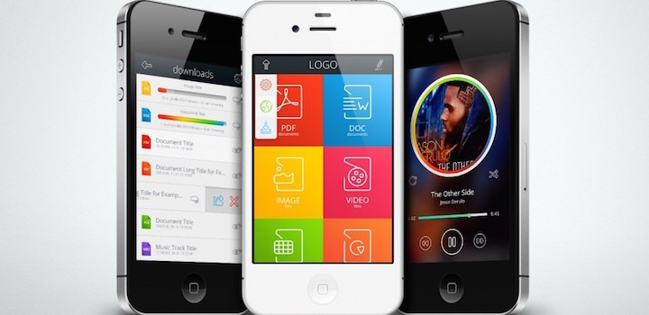 30 great examples of mobile app design how to make money online Architecture designing app