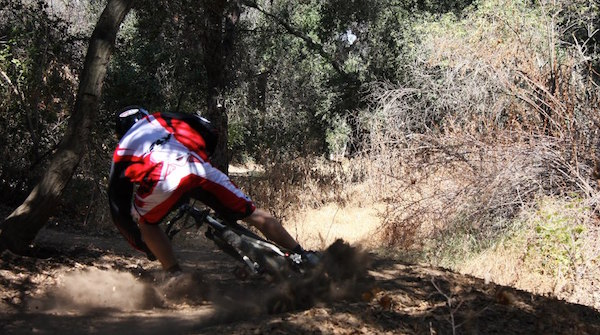 Jeff Cayley Riding