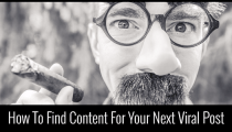 How To Find Viral Content For Your Next Viral Post