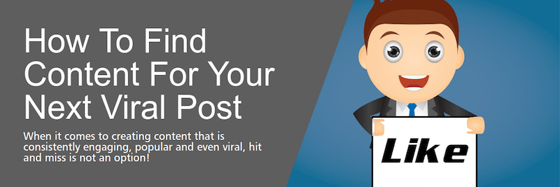 viral content for your blog post