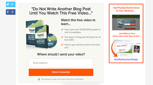 Get Email Subscribers From Footer Opt-in Boxes