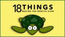 18 Things Making Your Website Slow