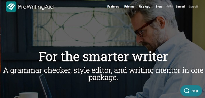 grammar checker, style editor, and writing mentor