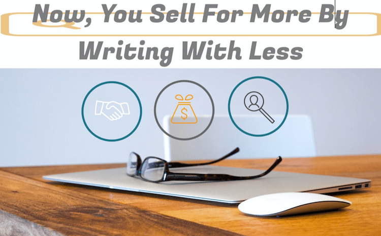 Writing Sentences That Sell and make you money