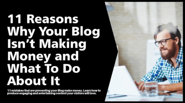 blog make money - blog isn't making money