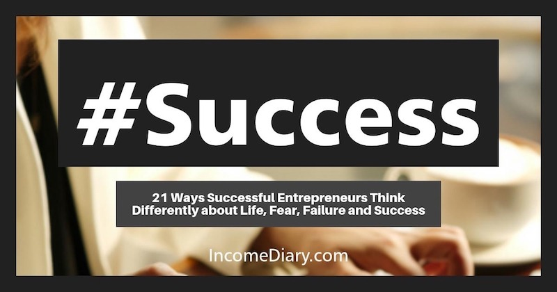 from fear and failure to success